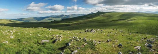 Plateau du Limon, Cantal - Tirage photo
