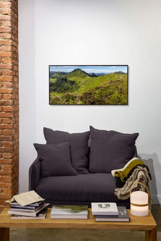 Puy Mary, Cantal - Sur Dibond (en option)