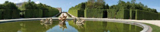 Bassin du dragon, château de Versailles - Tirage photo