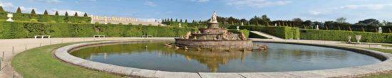 Château de Versailles, bassin de Latone - Tirage photo