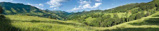 Vallée de La Jordanne, Cantal - Tirage photo