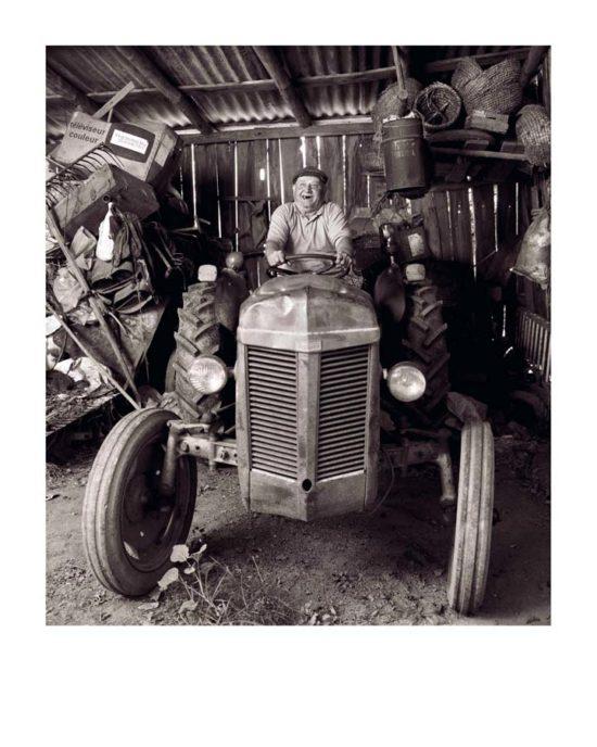 Tracteur et détracteur - Tirage photo