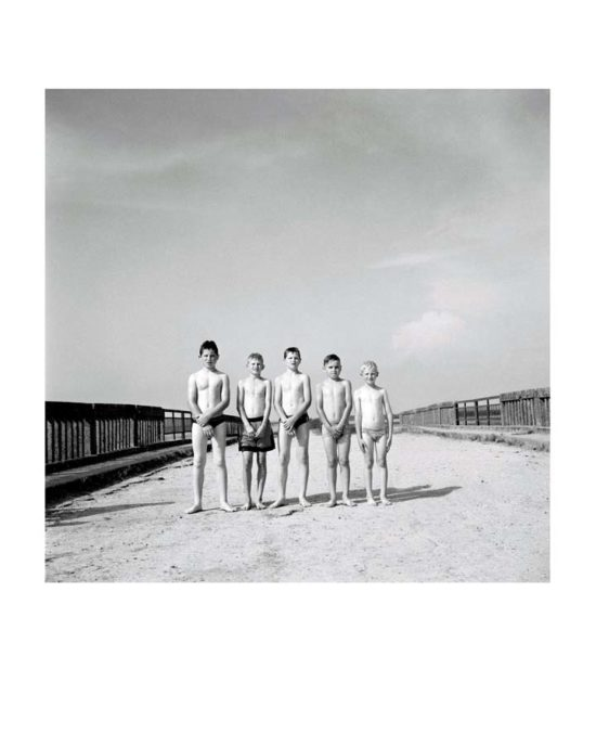 Les garçons - Trage photo