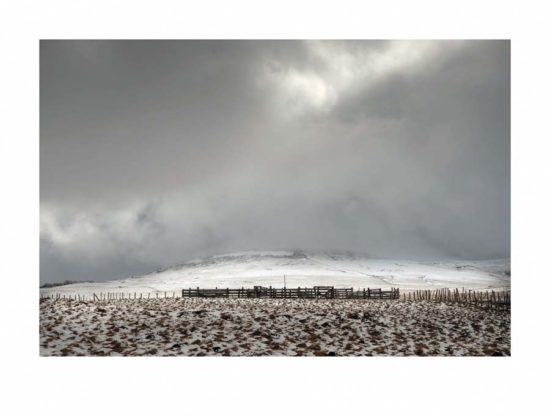 Montagne de Collandres, Cantal - Tirage photo