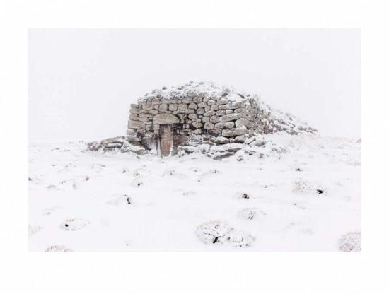 Buron de La Bohal, Cantal - Tirage photo